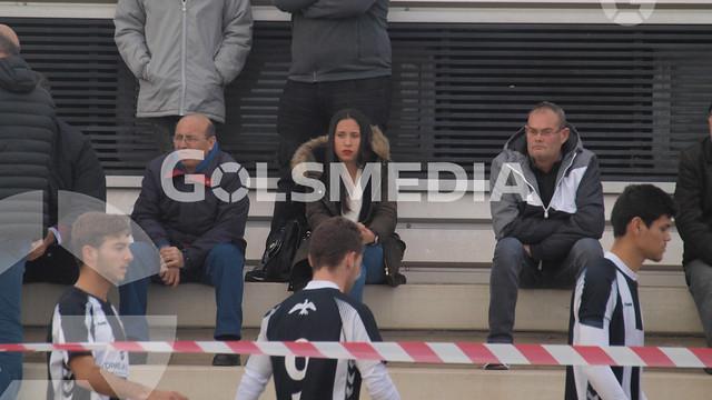 CD Castellón 1-0 UD Bétera (14/01/2018), Jorge Sastriques