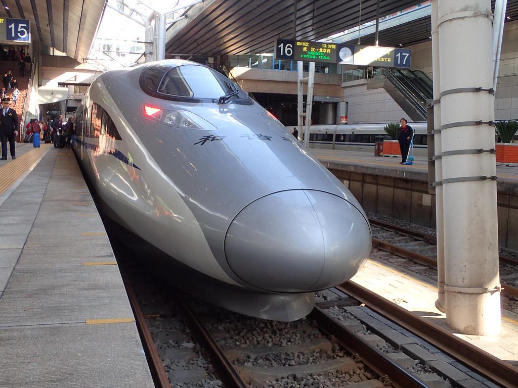 Bullet Train China