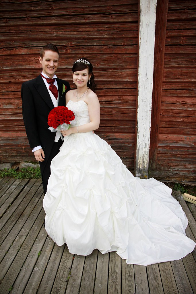 Mikä muuttuu kun menee naimisiin