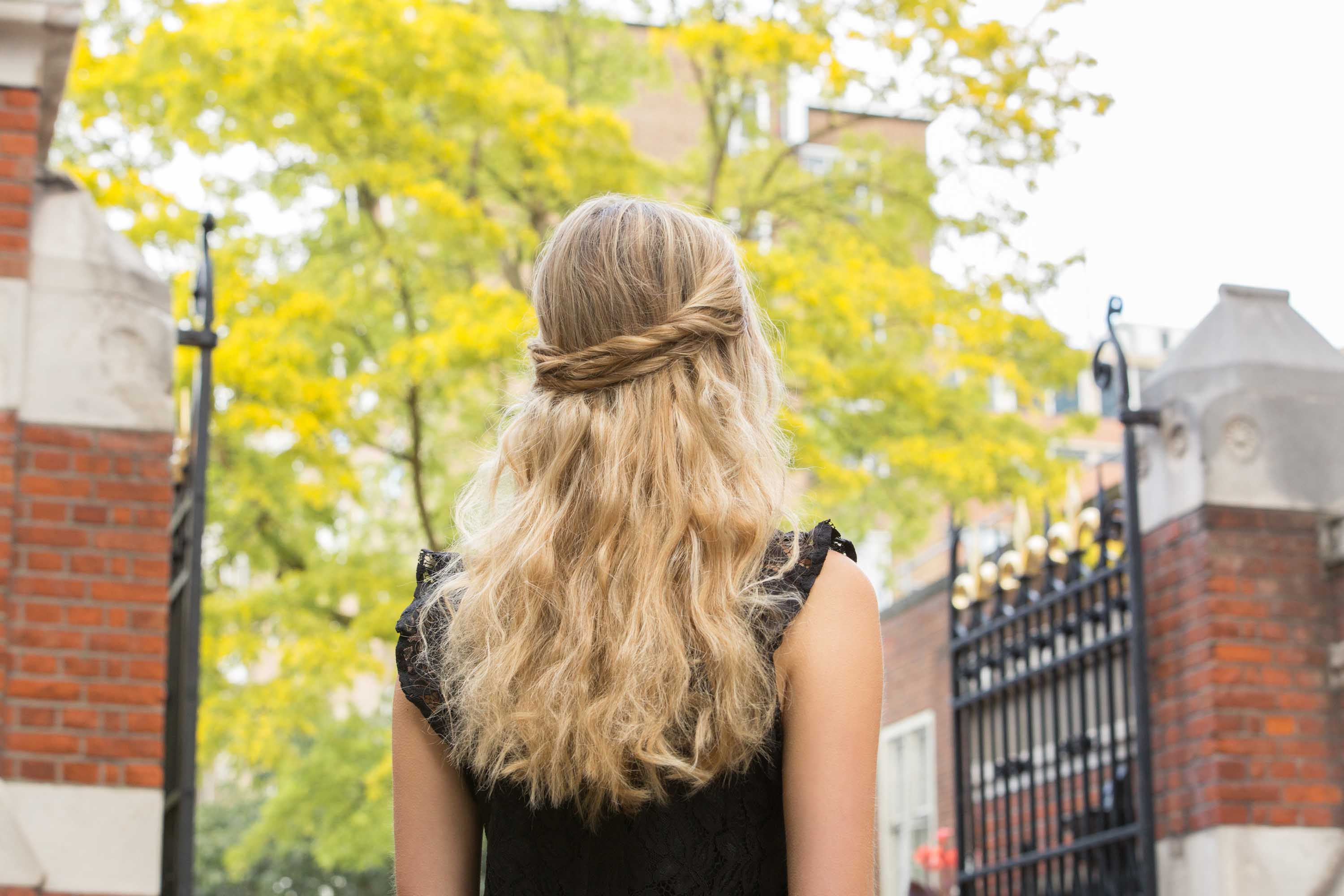 Gorgeous Valentine's Day Hairstyles For Long Thick Hair 1