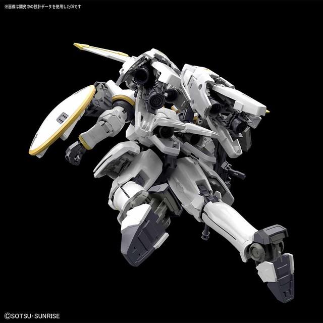 所有戰鬥型 MS 的原點!RG 1/144《新機動戰記鋼彈W 無盡的華爾茲》托爾吉斯EW(トールギス EW)