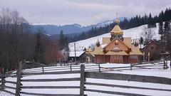 Cerkiew w Dzebronia. Dzień 3.