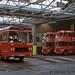 03-74 TDT622L Seddon Pennine in Leicester Avenue Depot