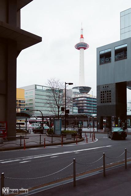 她說旅途若是卷底片 | Kyoto, ver. F1.2  | 02