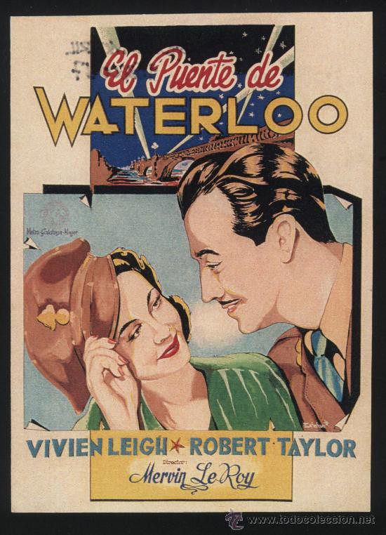 Waterloo Bridge - 1940 - Poster 8