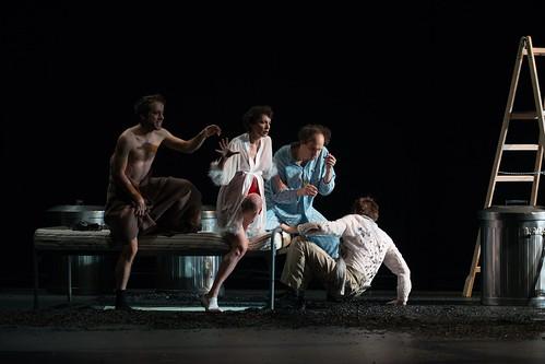 « La Fabrique des monstres » au théâtre de Caen
