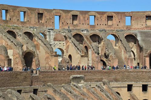 Colosseo - Interior 5