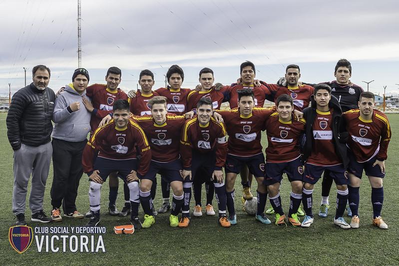 Futbol: Victoria vs QRU - 21/02/18