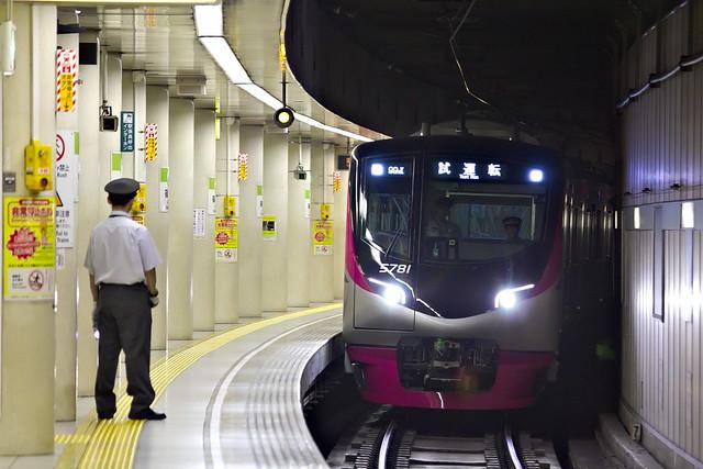 2017/08/19 京王5000系5731F