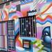 UK - London - Camden - Street art