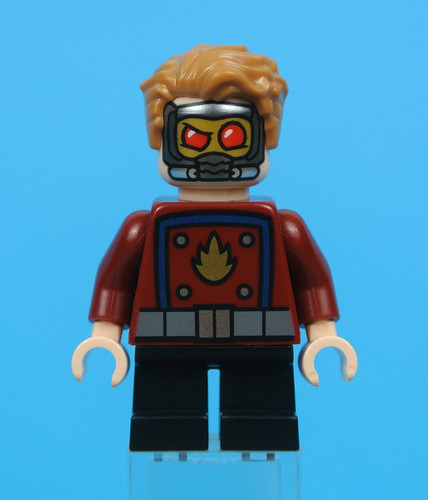 76090 Mighty Micros: Star-Lord vs. Nebula