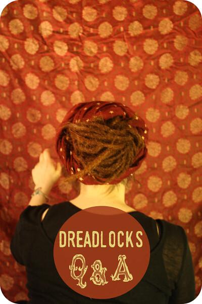 Dreadlocks Q&A | Hedgefairy https://hedgefairy.wordpress.com