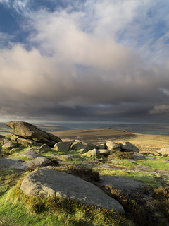 Owler Tor from Higger Tor