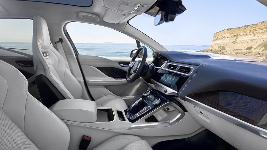 Jaguar i-Pace premiera 6