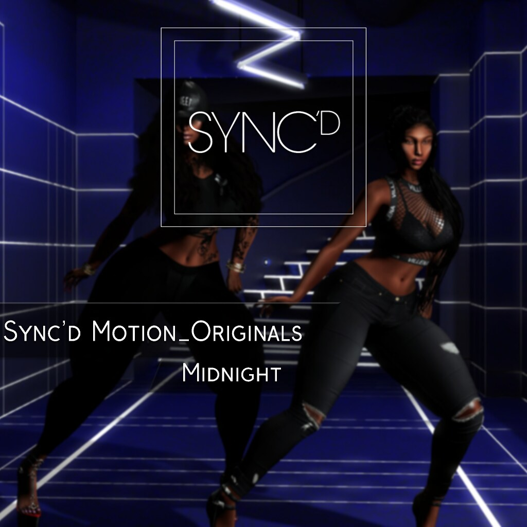 Sync'd Motion__Originals - Midnight
