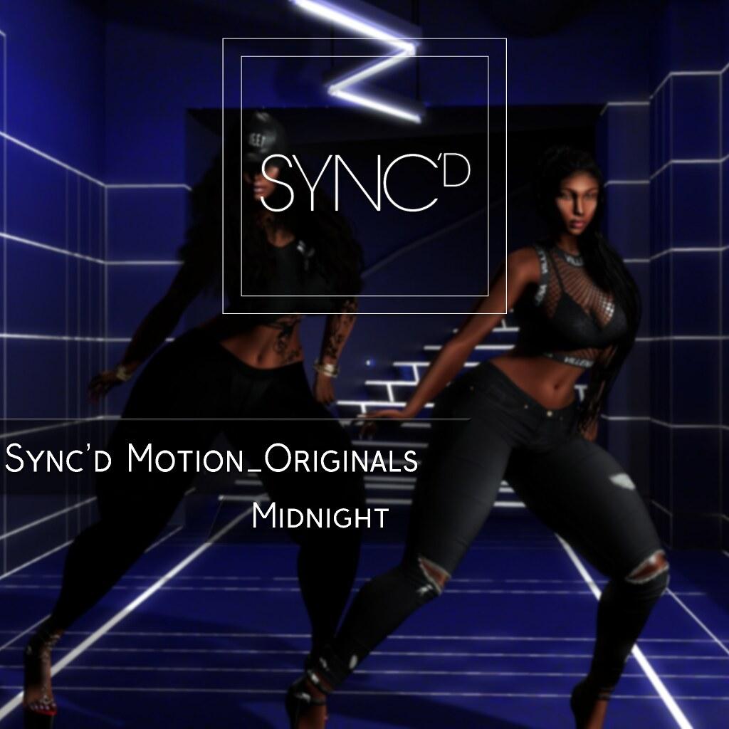 Sync'd Motion__Originals - Midnight