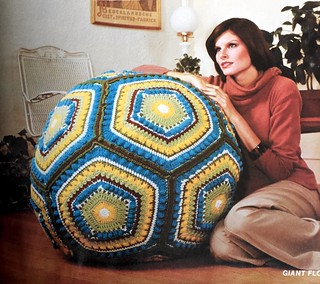 20180121-Crochet-Giant Ball