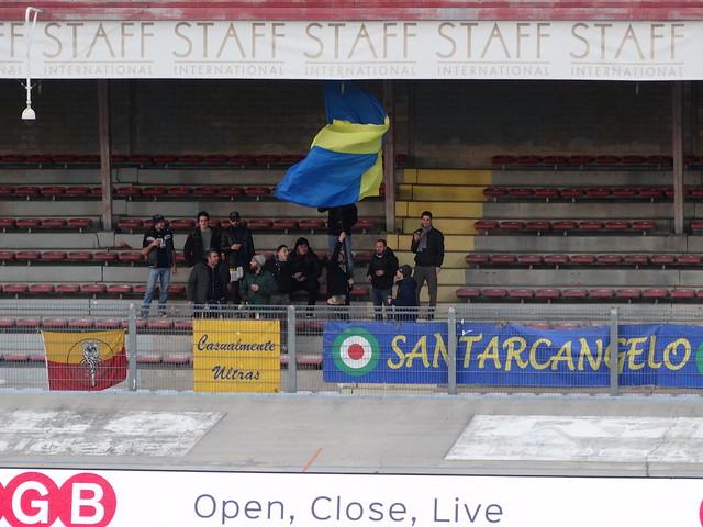 Bassano - Santarcangelo 3-1
