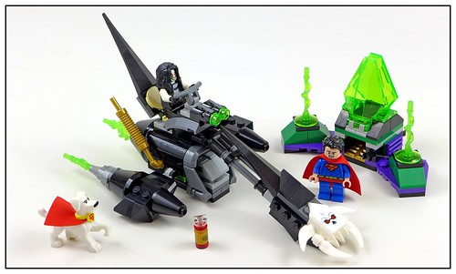 LEGO DC SuperHeroes 76096 Superman & Krypto Team-Up 41