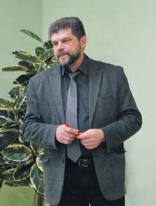 Александр Магит, председатель совета ПО «Теплая Русь»