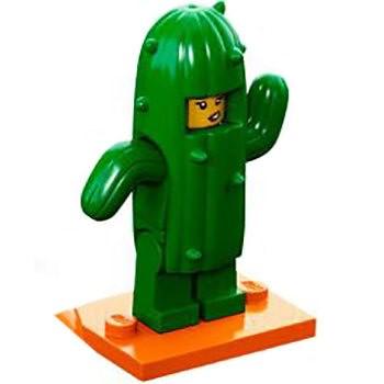 「人偶圖紙公開!」有如豪華派對一般的歡樂組合~【樂高人偶抽抽包第十八彈】LEGO Collectible Minifigures Series 18