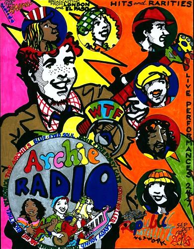 ARCHIE RADIO HERALD