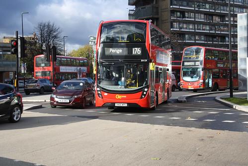 Go-Ahead London EH129 SN66WPE