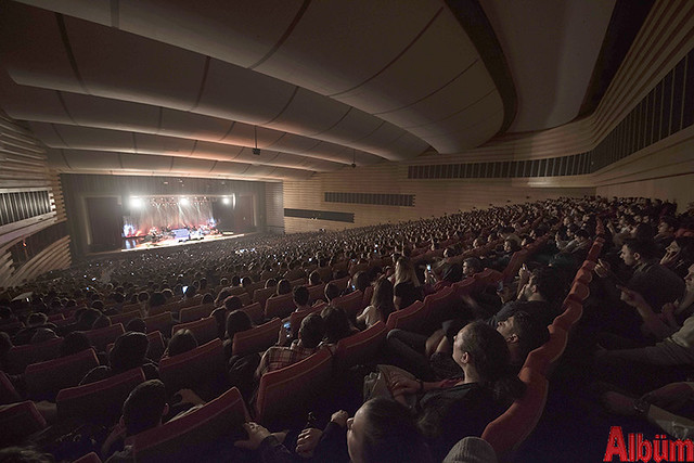 Sıla Sevgililer Günü Ankara konser -4