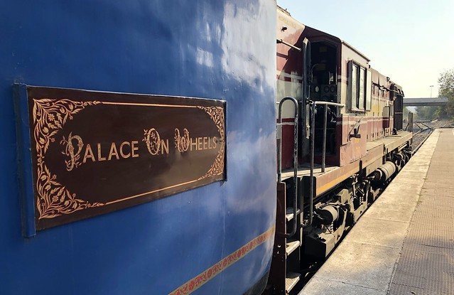 Palace on Wheels, Rajasthan, India, 2018 423