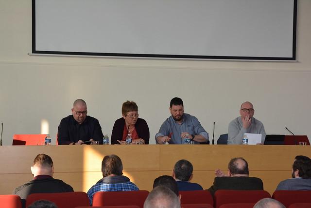 Congrès CGSP-ADMI Namur