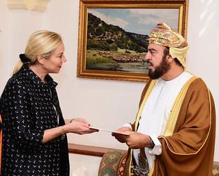 180220 Kaag bezoekt Oman