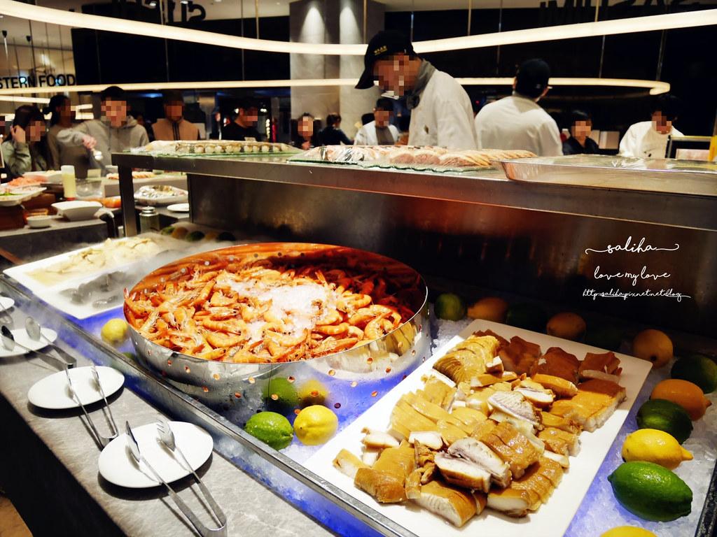 台北大安漢來海港餐廳海鮮自助餐buffet吃到飽 (3)