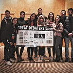 ENSI Junior Entreprise's Great Debaters - Competition