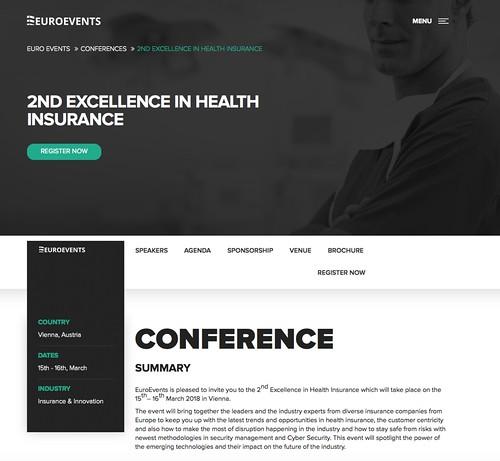 Health Insurtech Conference @Vienna