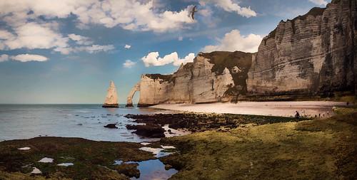 Etretat, Frankreich