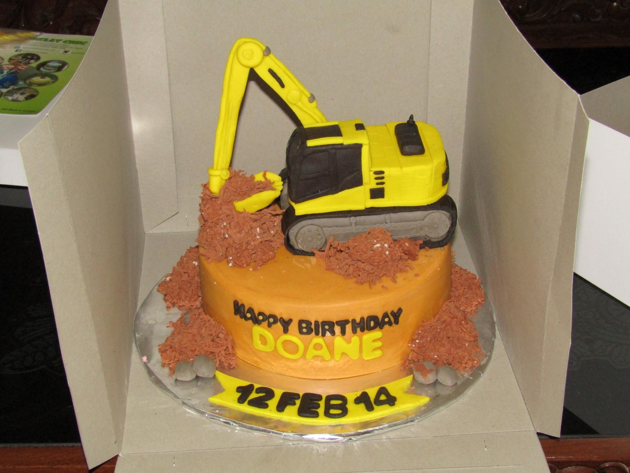 Cake excavator DOANE 15cm