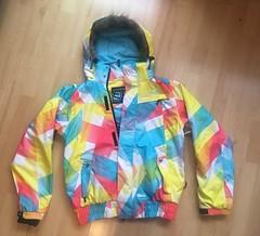 Nová bunda Chanex Kesha Jacket - titulní fotka