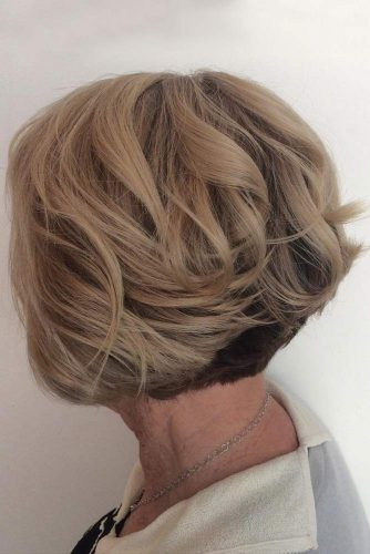 Short Haircuts for Women Over 60 For 2018 2