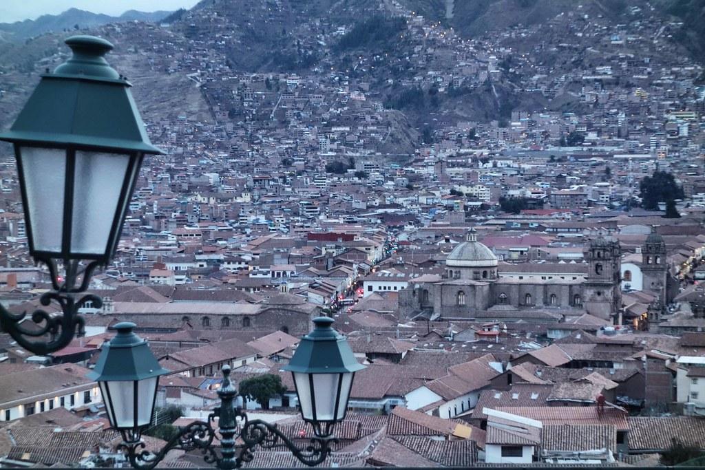 Cuzco - Mirador de San Blas