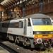 Greater Anglia 90001 - Norwich