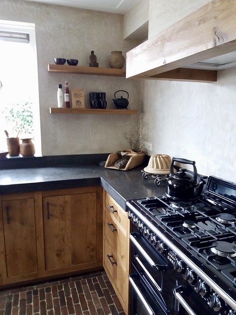 Stoere keuken landelijke stijl