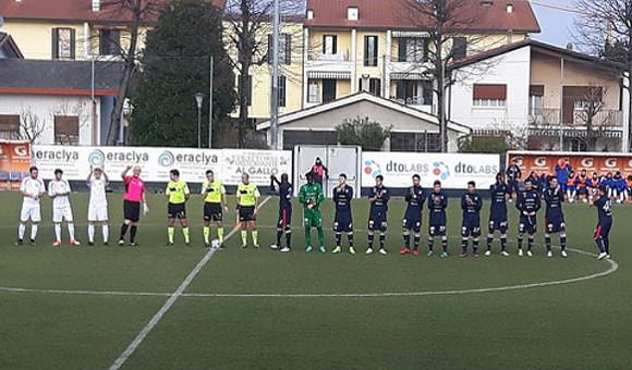 Calvi Noale-Virtus Verona 1-0, un autogol condanna i rossoblu