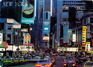 The USA - New York - New York [006] - Times Square [03] - 1991 - front