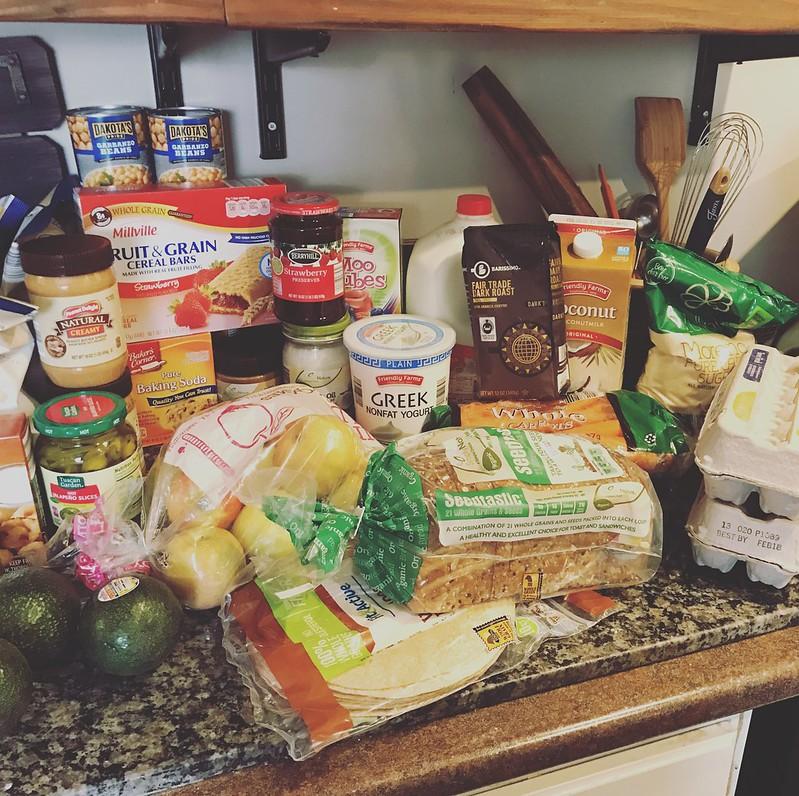 neverhomemaker: Aldi Haul + Budget + Meal Plan