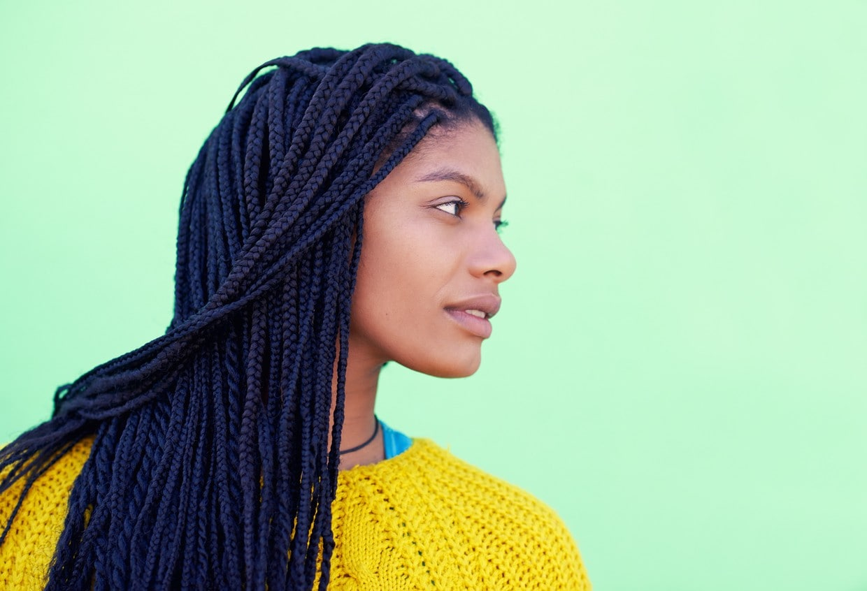 Single Box Braids Hairstyles Gallery-20 Ideas on Our Radar 10