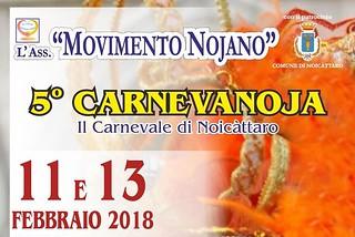 Noicattaro. Carnevanoja front