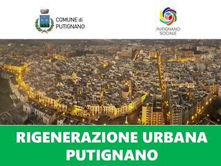 Putignano Rigenerazione Urbana 2018