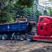 2018 - Mexico City - Condesa Road Work por Ted's photos - For Me & You