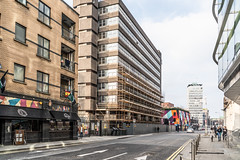TARA STREET HAS SOME COLOURFUL BUILDINGS [FEBRUARY 2018 IN DUBLIN]-137126