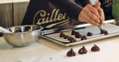 Vyhlášení výsledků vánoční čokoládové soutěže